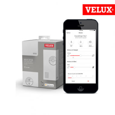 VELUX KIX 300 EU ACTIVE KIT BASE