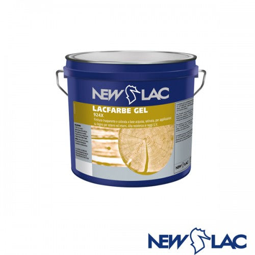 New Lac LacFarbe Gel