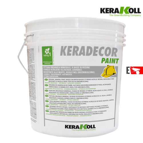 Keradecor Paint (pittura da interni)